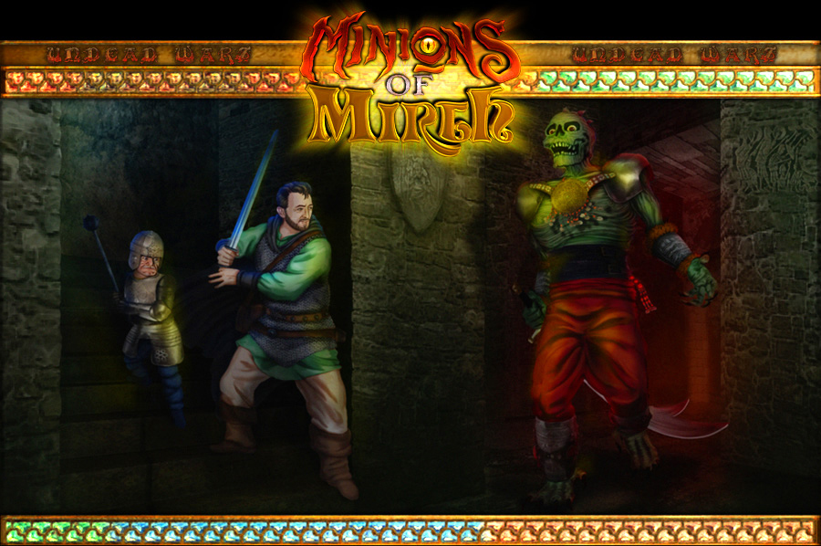Minions of Mirth - Undead Wars